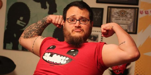 Ed McMillen, one of the minds behind Super Meat Boy and the Binding of Isaac got his start with comic drawing and flash games.
