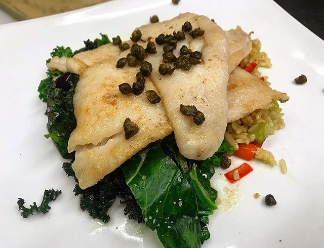 Tonight we are featuring our Sole Meunière! #dailyspecial
