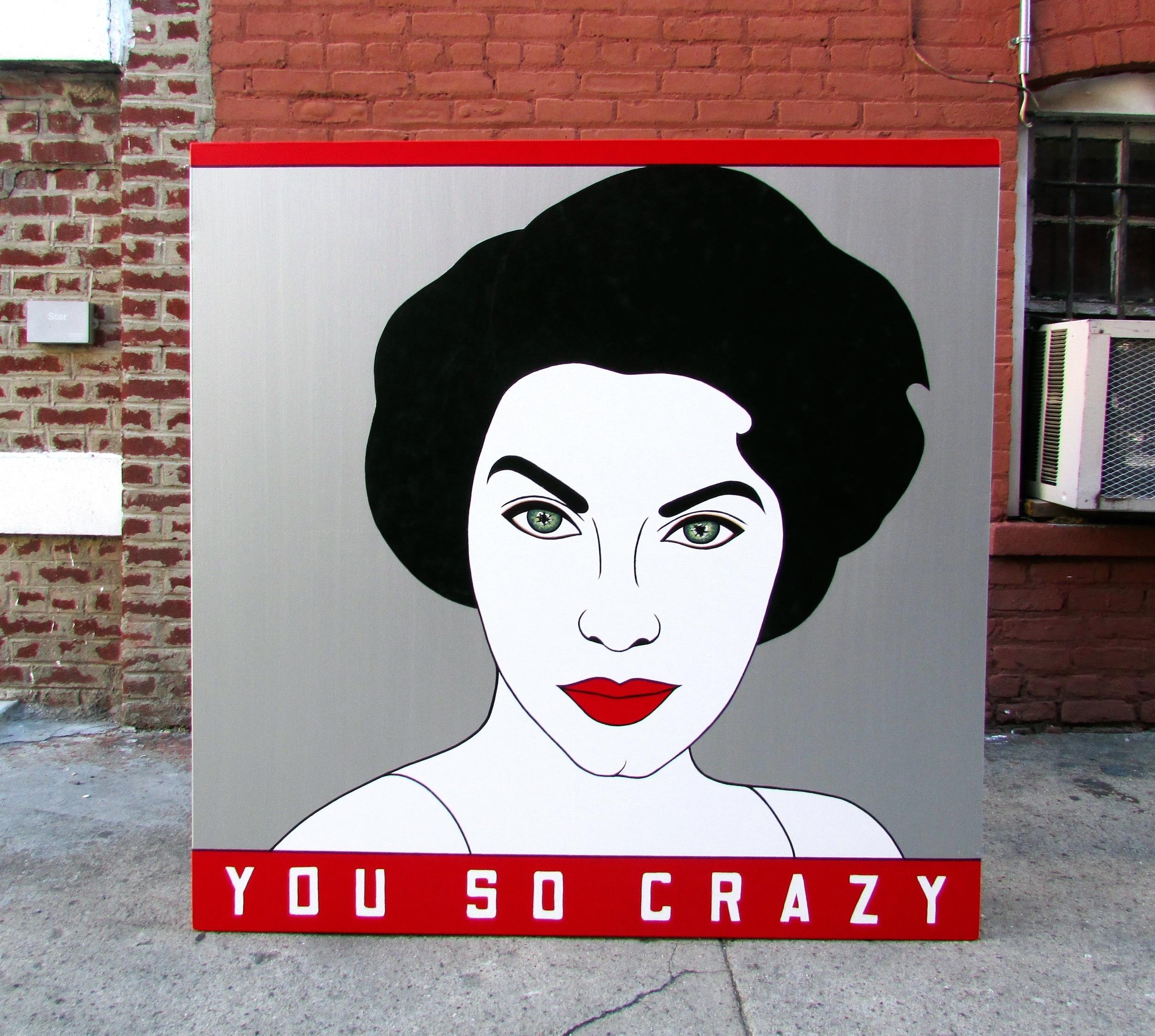 Ava Gardner, You So Crazy