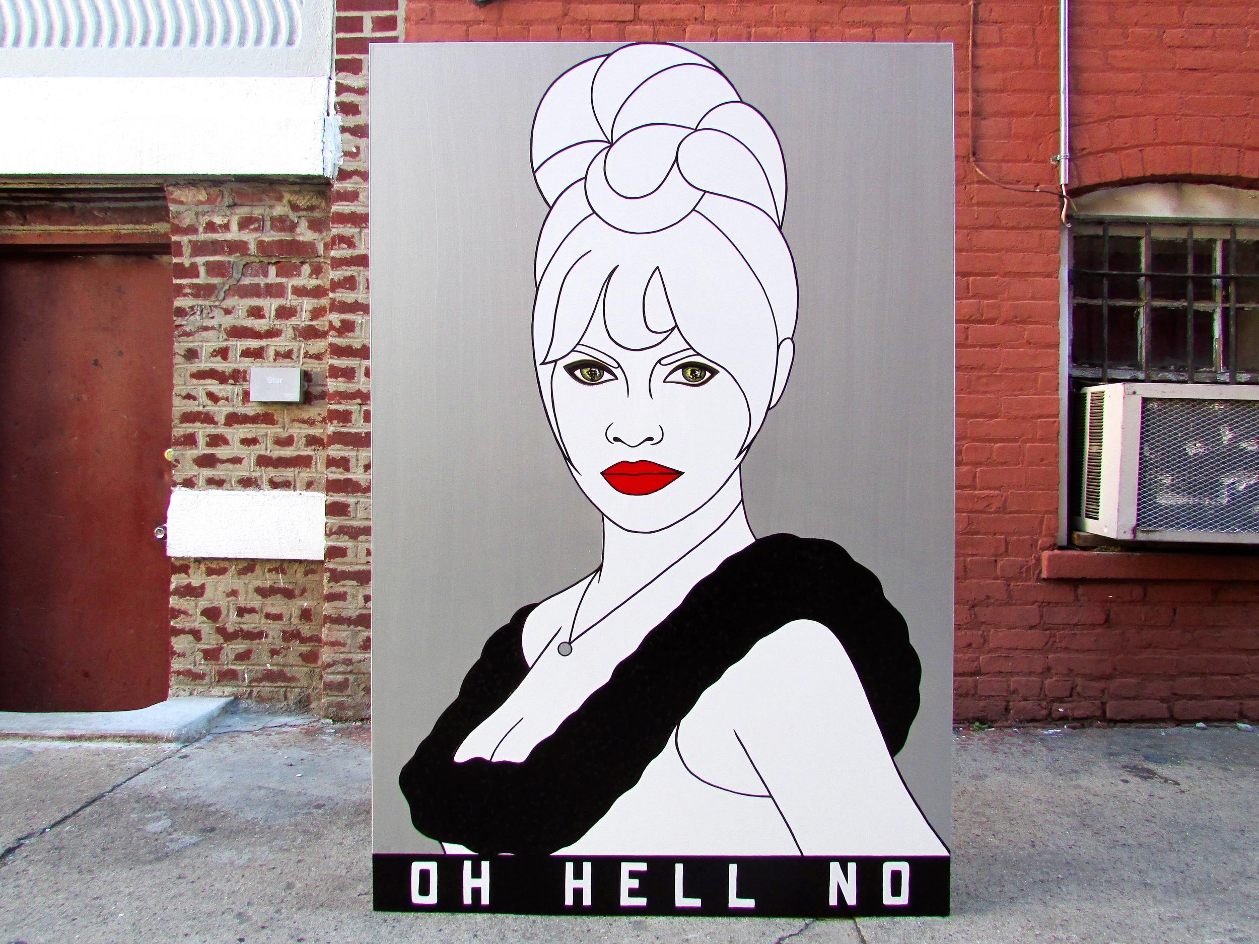 Brigitte Bardot, Oh Hell No