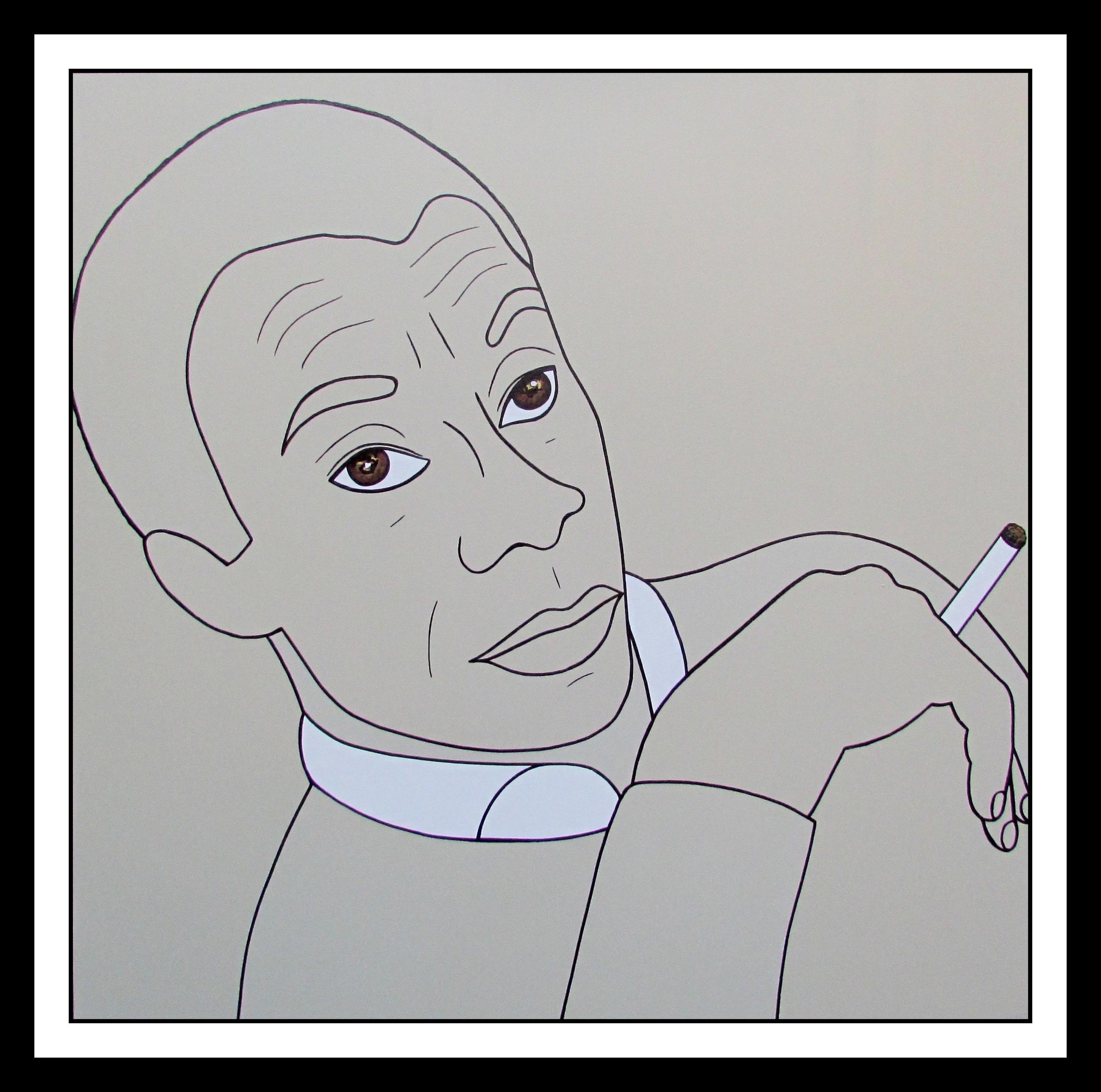 Heroes- James Baldwin 48 x 48 inches, Brand Us Art (1).jpg