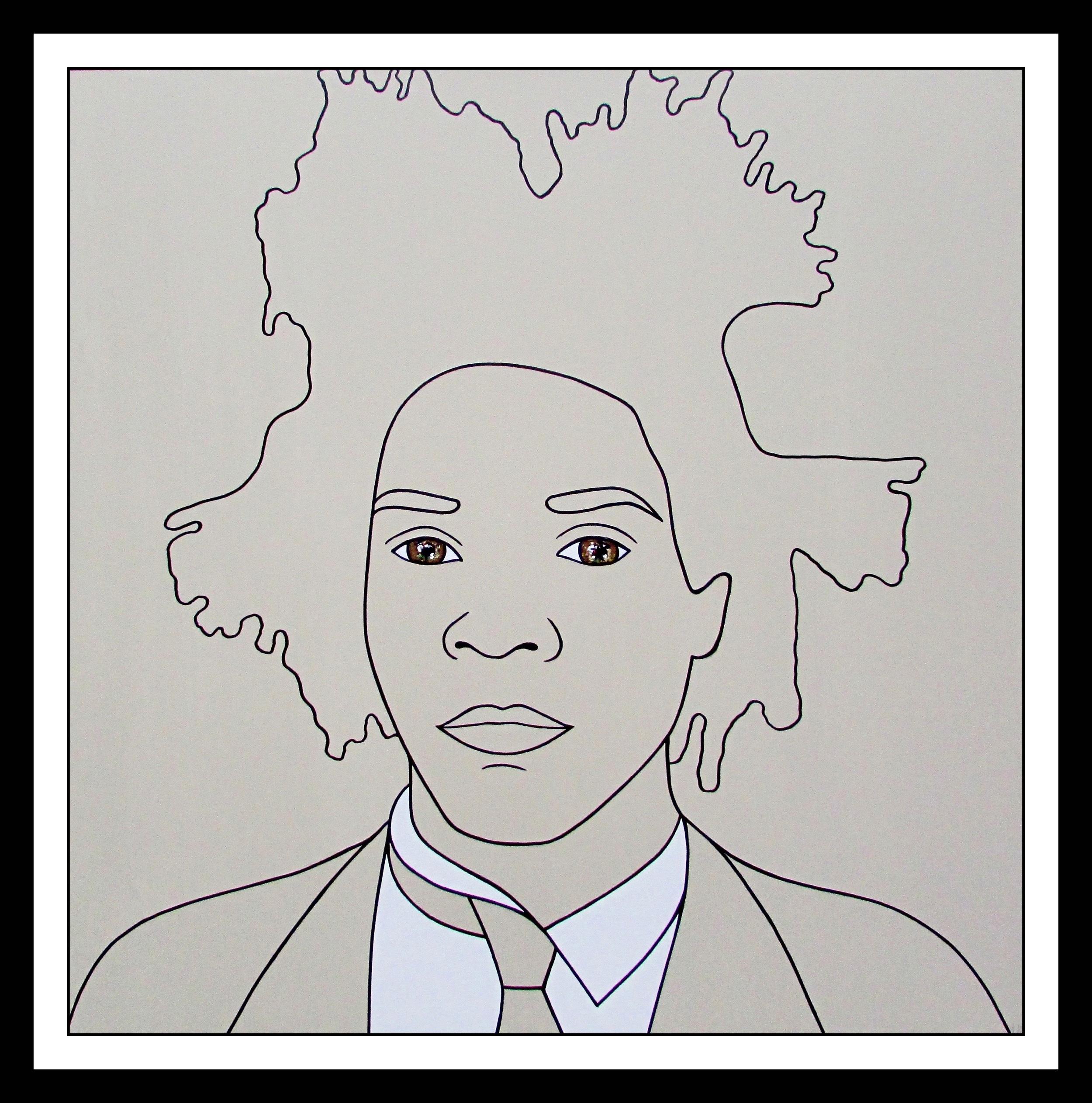 Heroes- zBasquiat, 48 x 48 inches, Brand Us Art1 (1).jpg