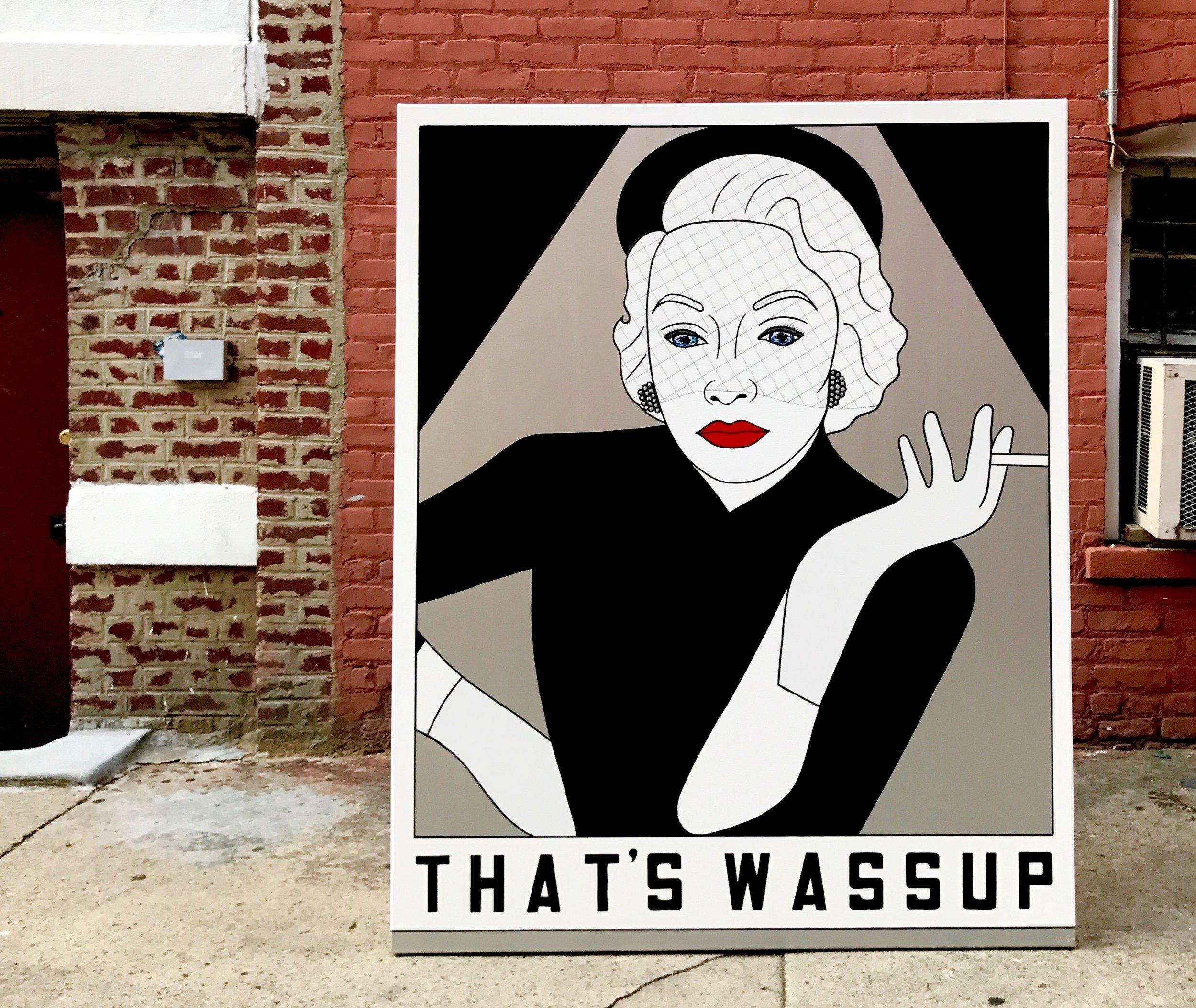 Marlene Deitrich- That's Wassup