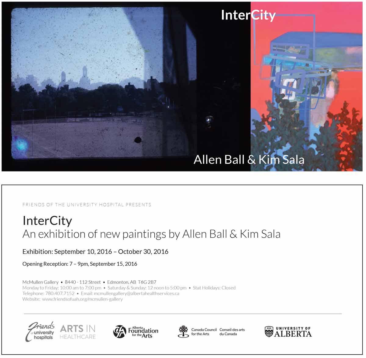 InterCity exhibition