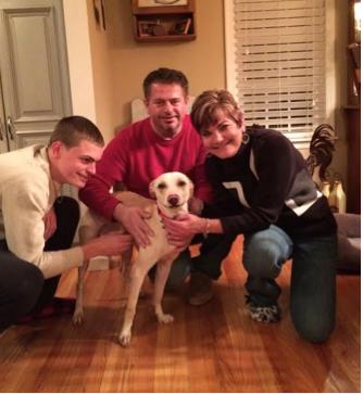 Happy Sammy's Hope Forever Family