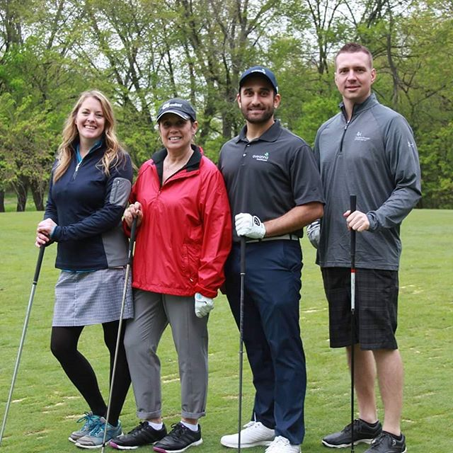 A HUGE THANK YOU  to all of the golfers, sponsors and volunteers who helped make this year's 4th Annual Sammy's Hope Charity Golf Outing the most successful year yet!  We couldn't do it without your #SammysHopeLove ❤️ www.sammyshope.org