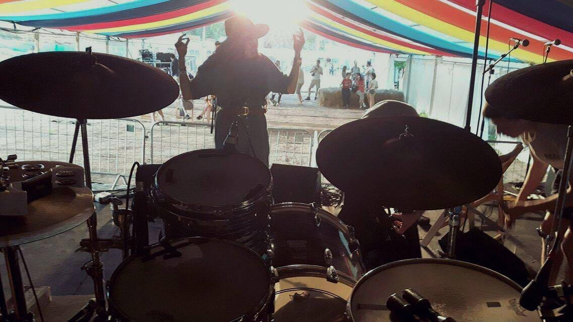 Pre fest rehearsal - Photo By Daniel Breaden
