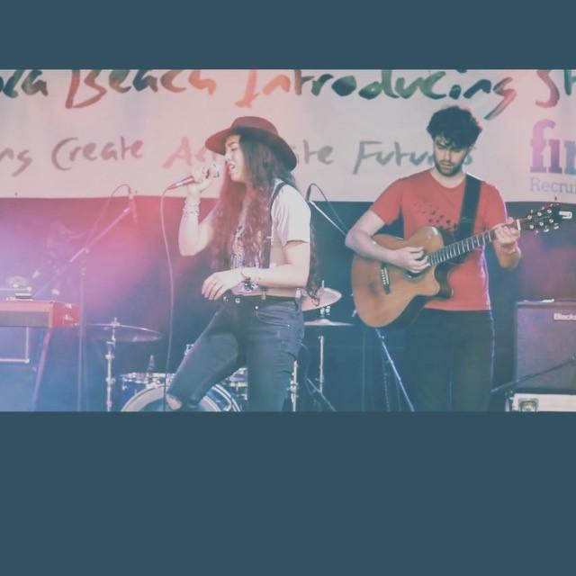emel singing Riv fest polaroid pic.jpg