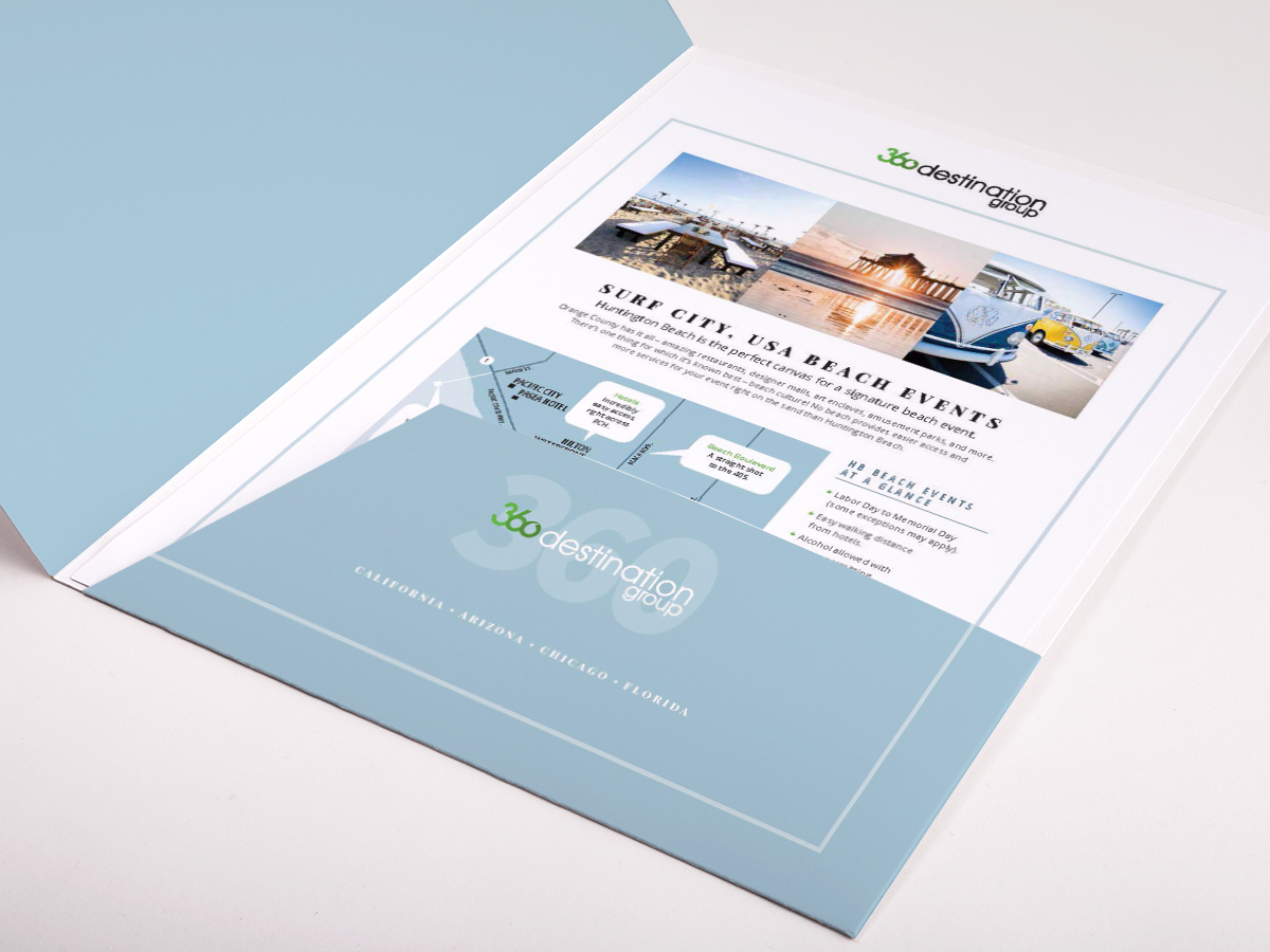 Brand Collateral: 360 Destination Group