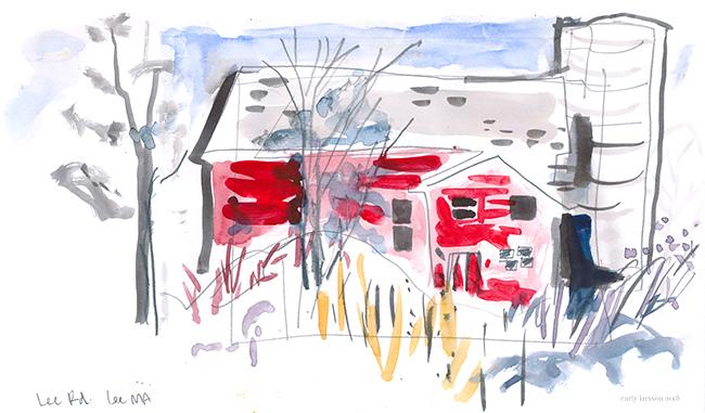 western massachusetts barn