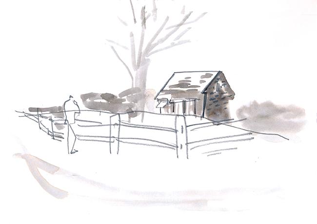 barn western mass