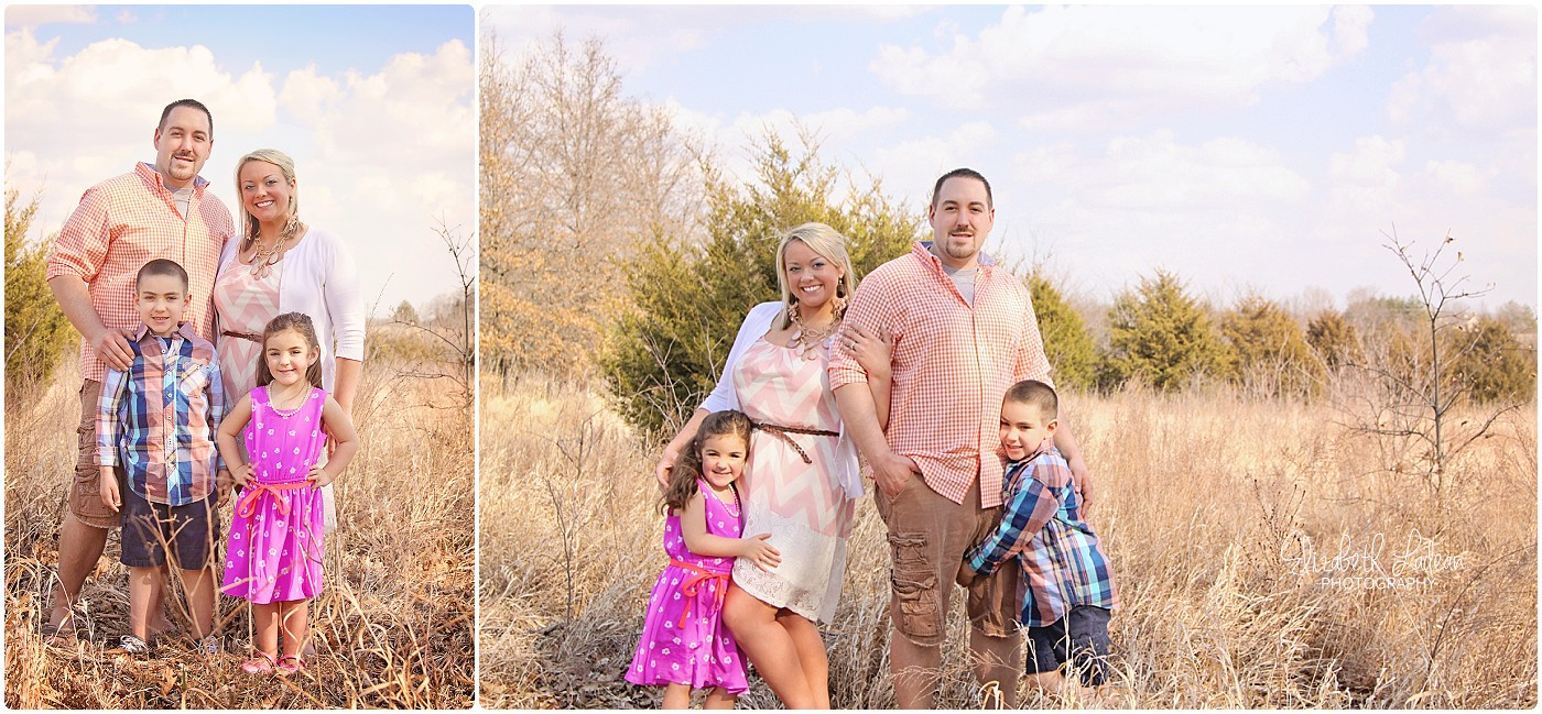 Watkins Mill family photo session
