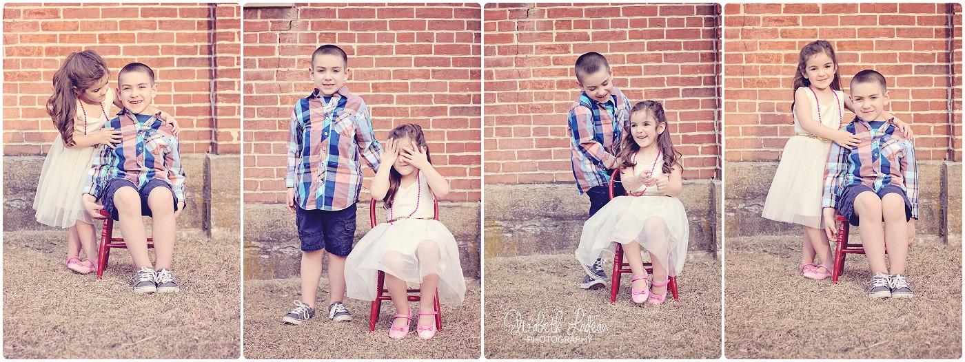 Watkins Mill family photos
