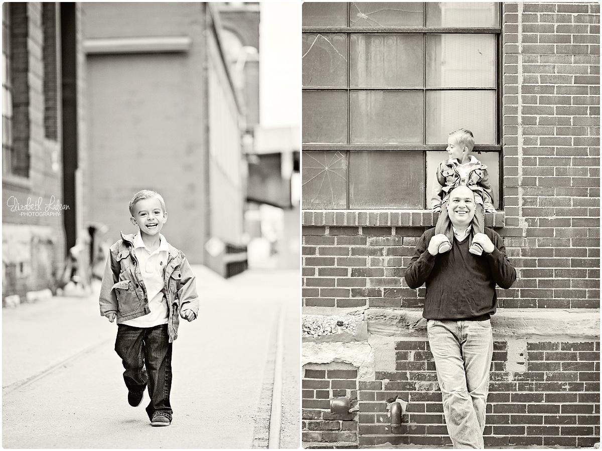 West Bottoms Kansas City family photography