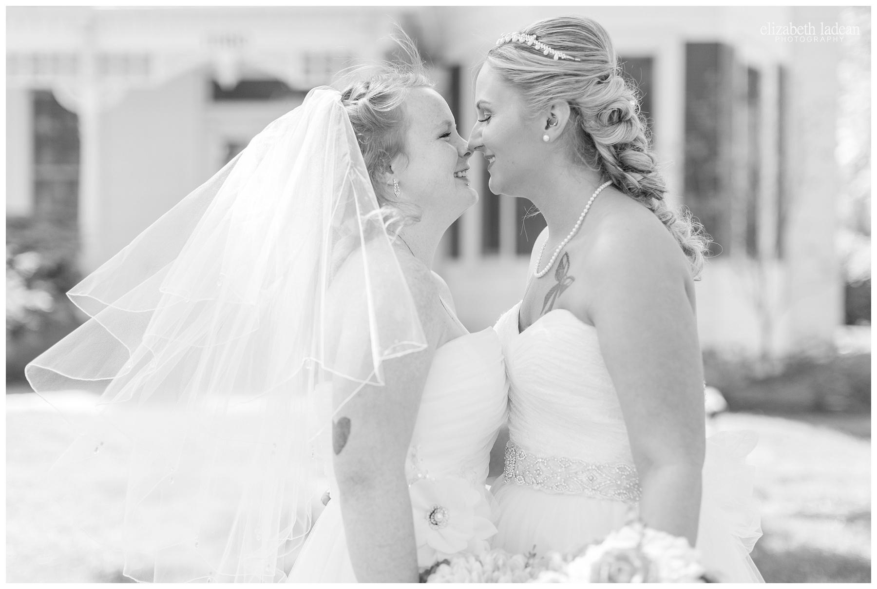 Lady wedding day