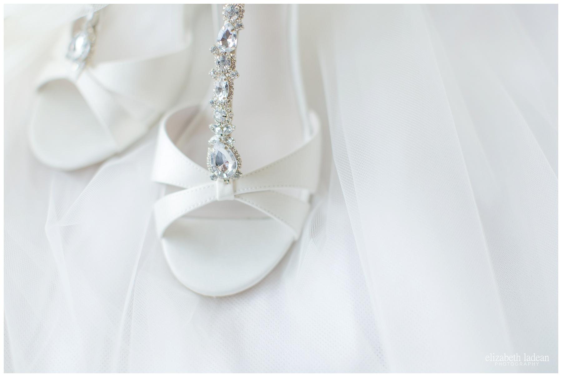 Bridal details Kansas City wedding photography