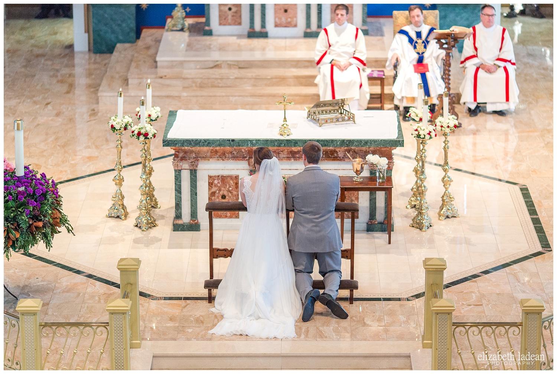 St. Michael the Archangel Catholic wedding photography