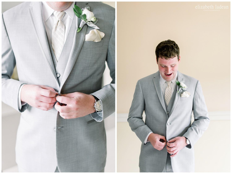 groom getting ready wedding photography