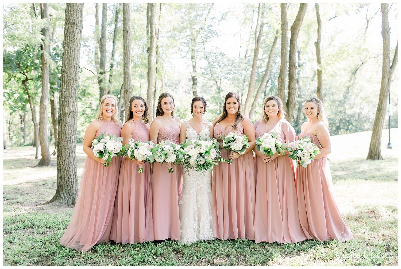 Bridal Party Blush colors