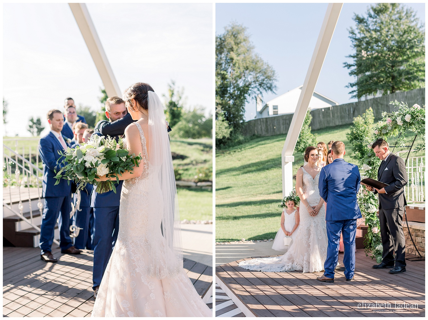 wedding photography at The Pavilion Event Space