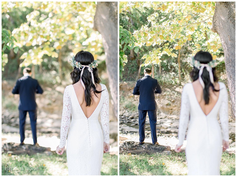 first look wedding photography kansas city