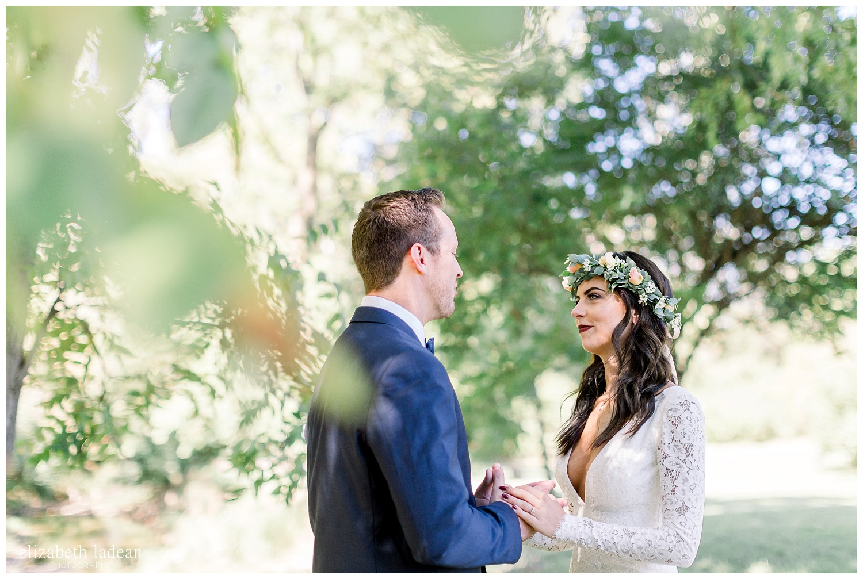 intimate wedding photography kansas city missouri