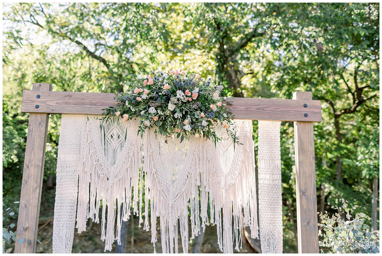 macrame backdrop for weddings outdoor