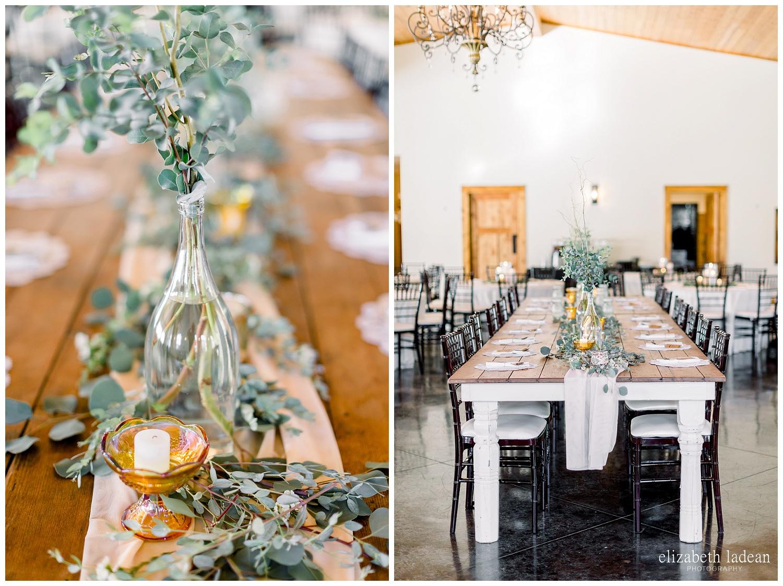 simple and elegant wedding reception decor inspiration