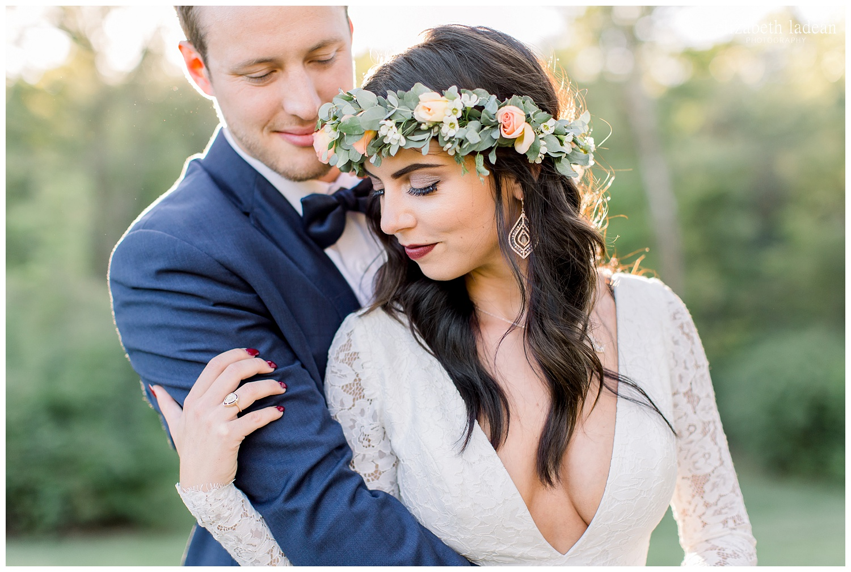 golden hour wedding photography inspiration