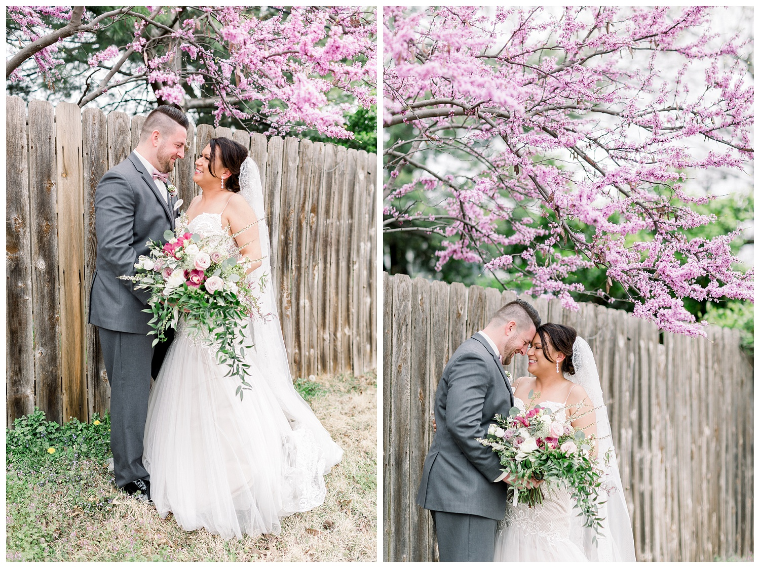 Colorful spring wedding photography inspiration