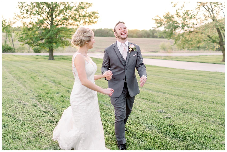 genuine and joyful wedding photography