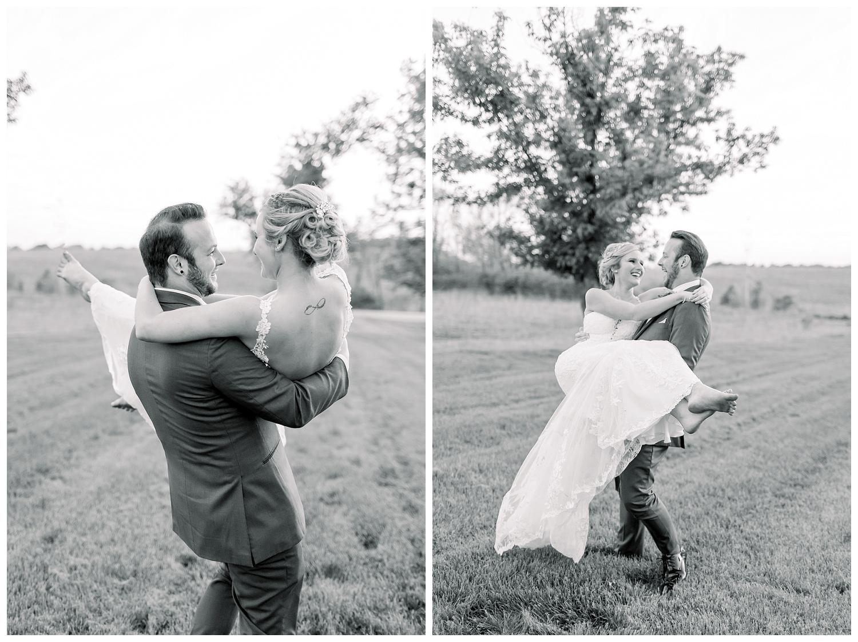Kansas City adventurous style wedding photographer