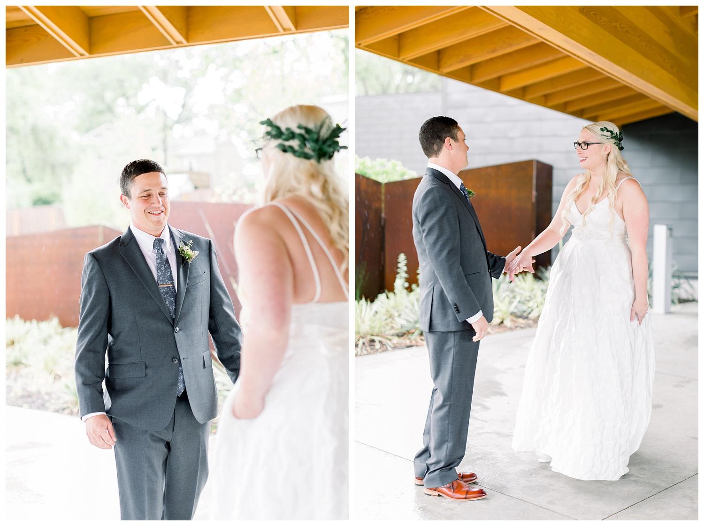 Johnson County Arts and Heritage Center wedding