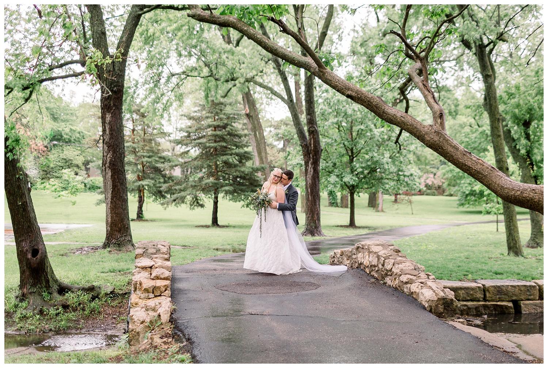 Johnson County wedding photographers