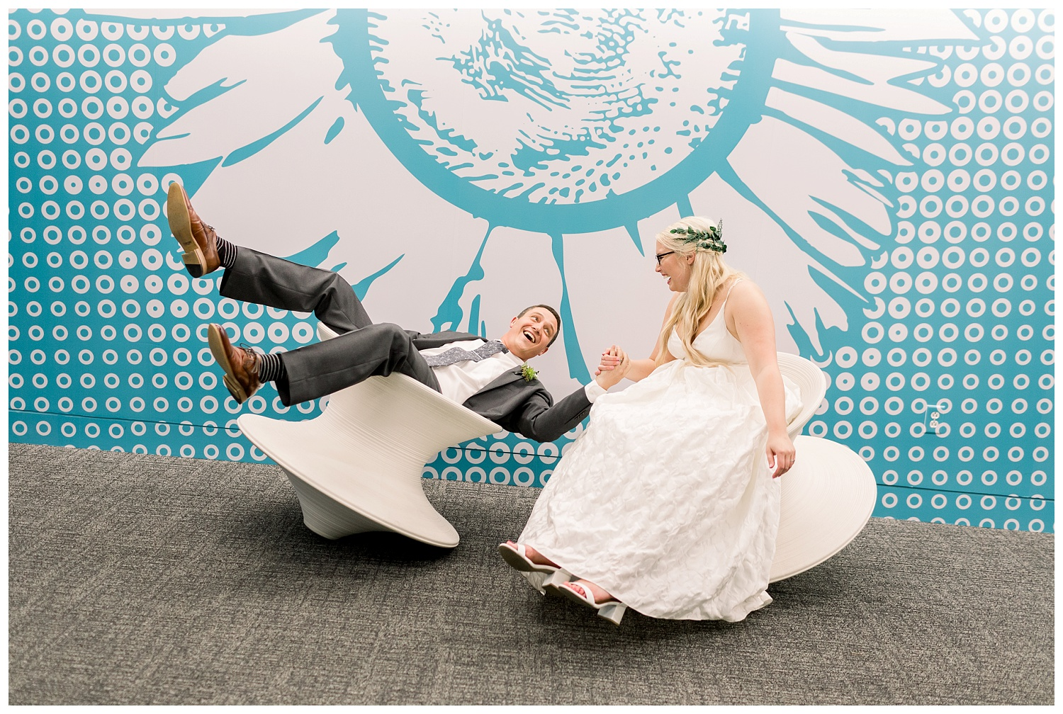 Weddings at Johnson Country Arts and Heritage Center