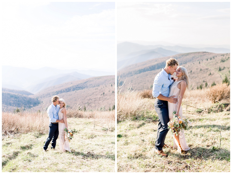 Asheville elopement photos