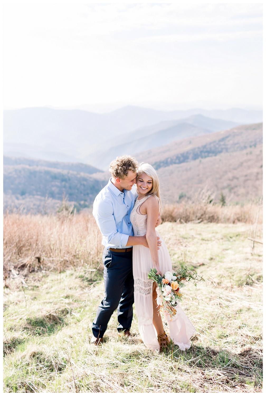 Asheville elopement photographer near me