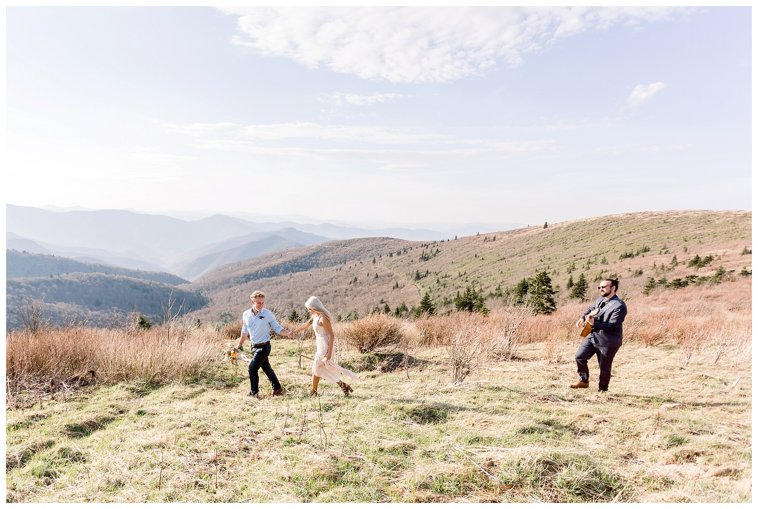 Elopement photographers in the Carolinas