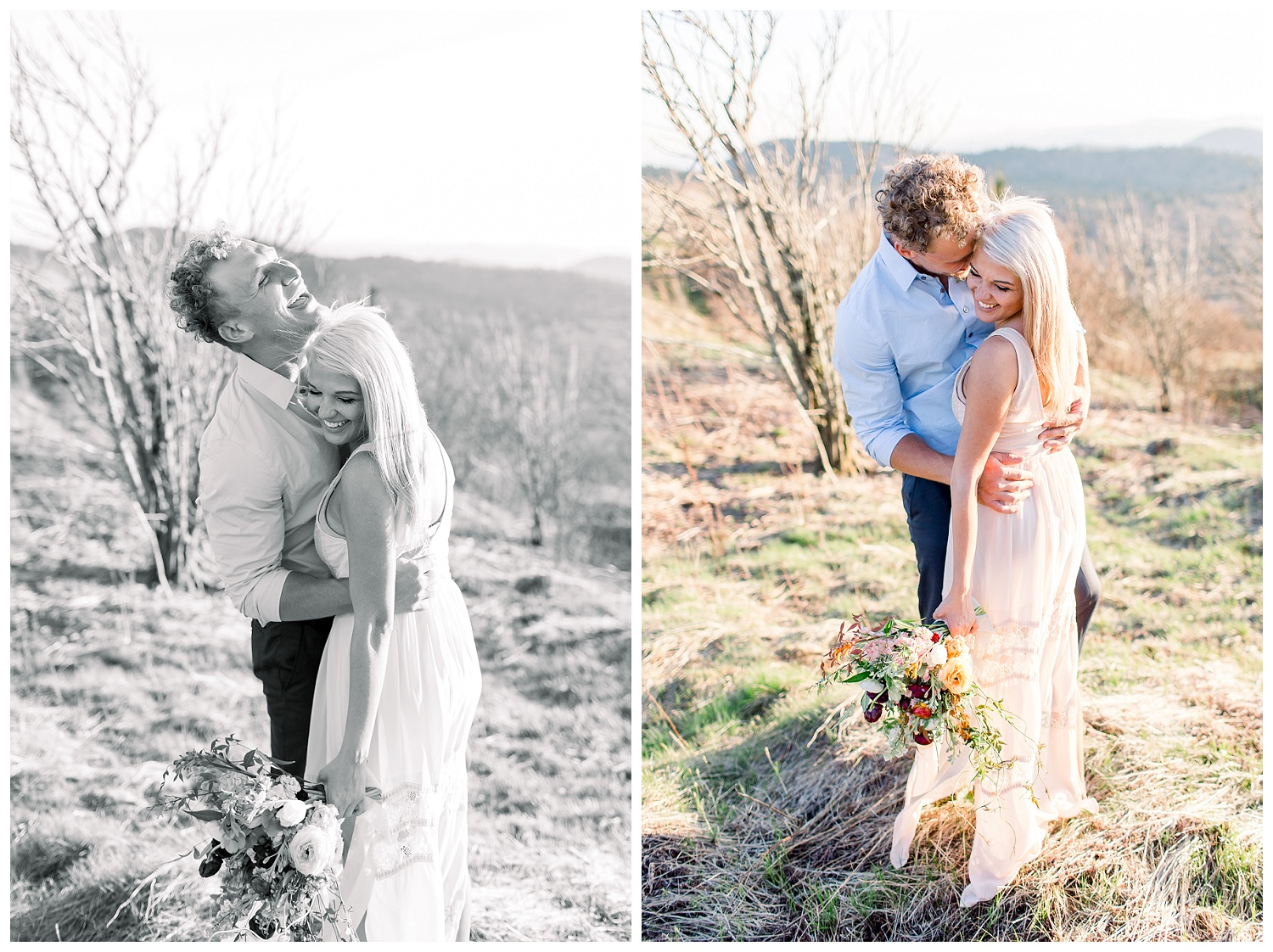 Photographer for elopements in Blue Ridge Mountains