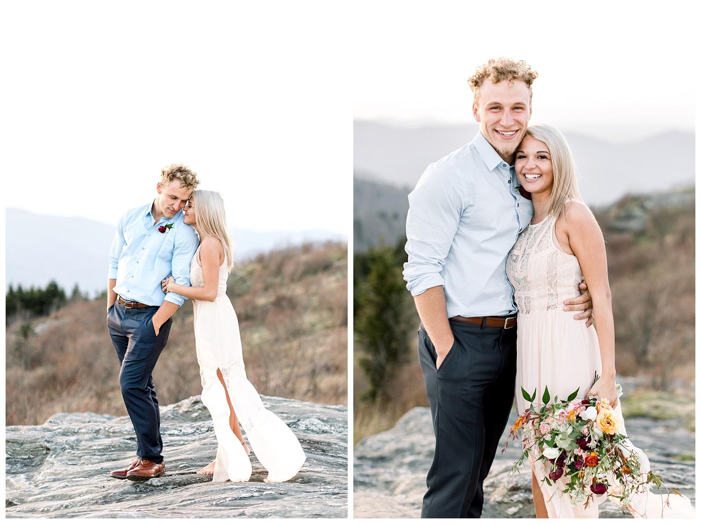 unique elopement photographs