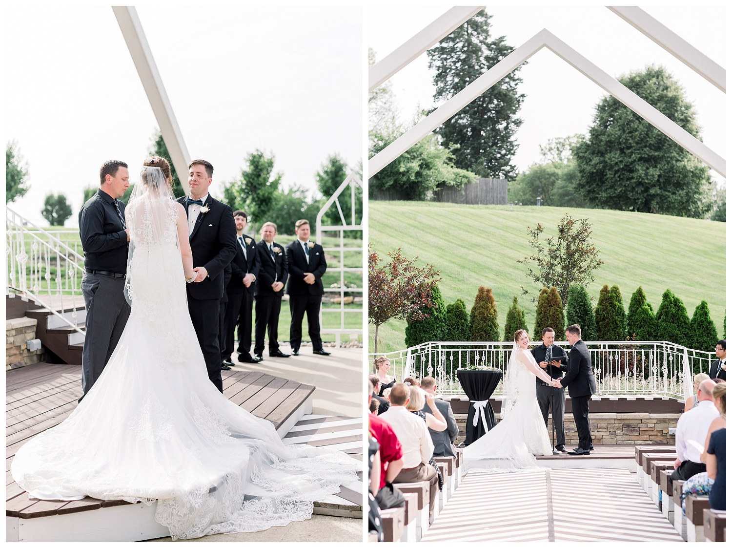 Wedding Photography at The Pavilion