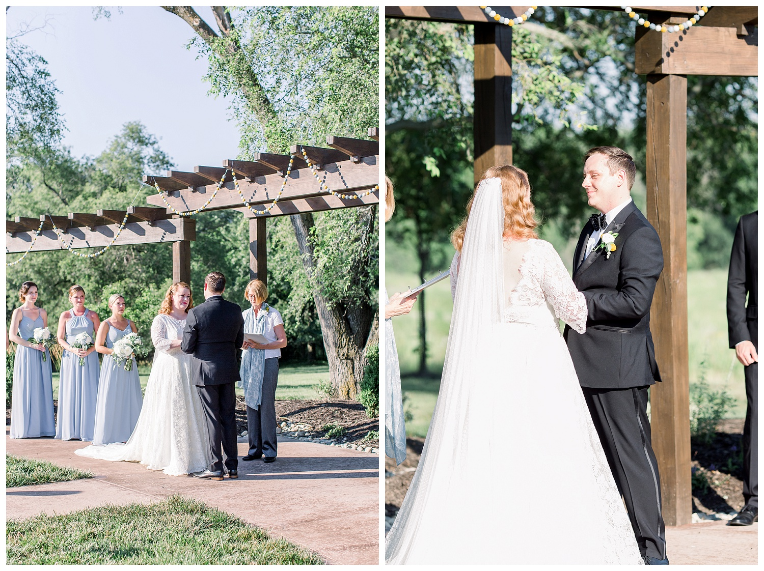 the legacy at green hills outdoor wedding photos