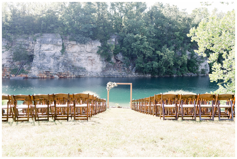 Outdoor wedding photos at Wildcliff Event Venue