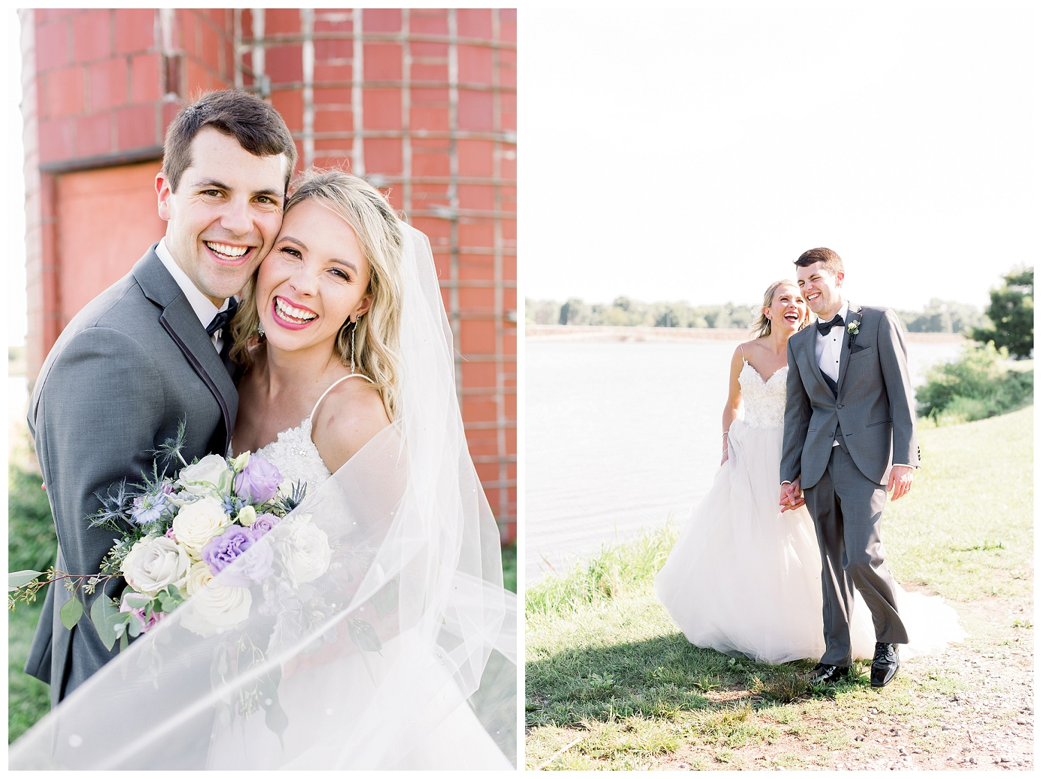 KC wedding and engagement photographer