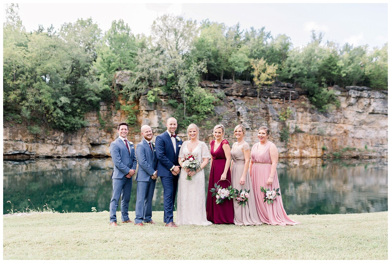 Wildcliff weddings, columbia missouri