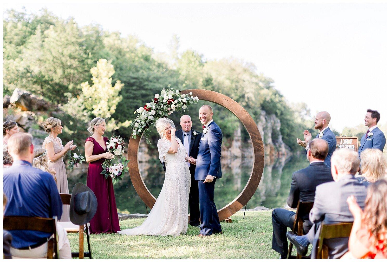 midwest based wedding photographer