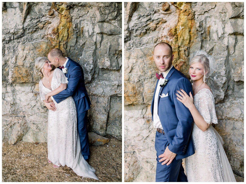 adventurous wedding photos