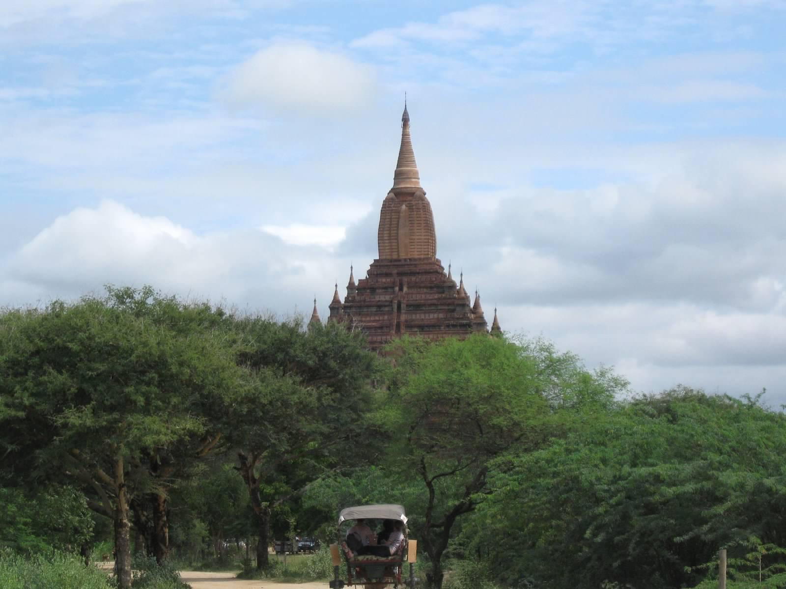 Sulamani Temple, Myanmar