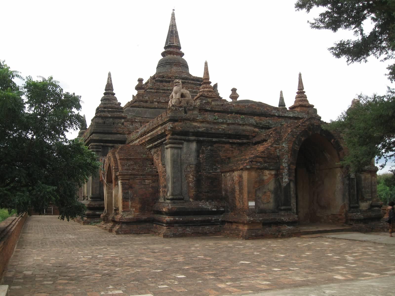 Abeyandana Temple, Myanmar