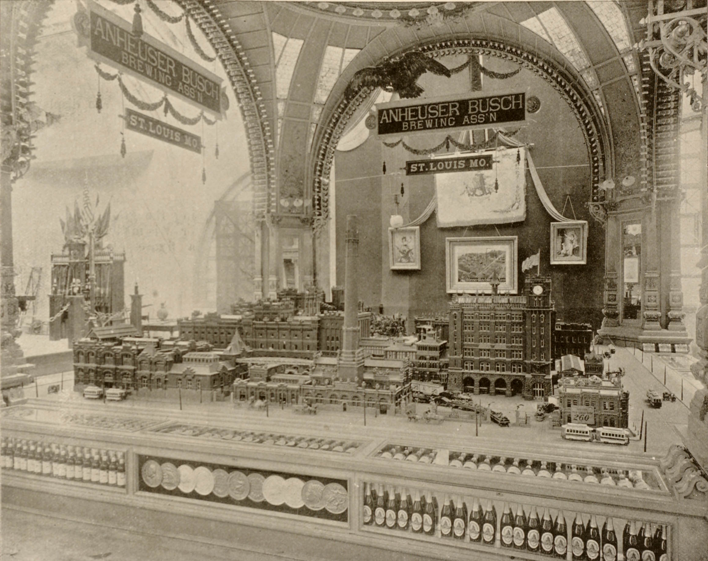 """The """"Mothership"""" of another time and place. World Columbian Exposition 1893"""